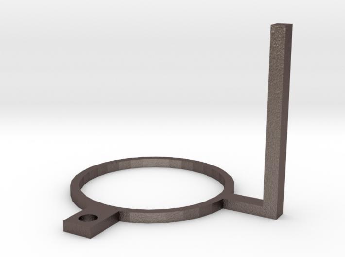 Dome and Pick Holder for Sheldon Black Vapor Rig 3d printed