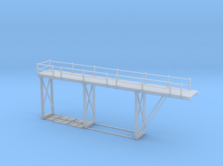 Ice House West Platform 3d printed