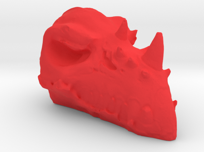 Bashersaurus  3d printed