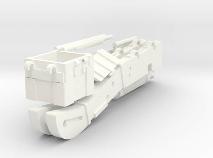 AFFUT GRIBEAUVAL 3d printed