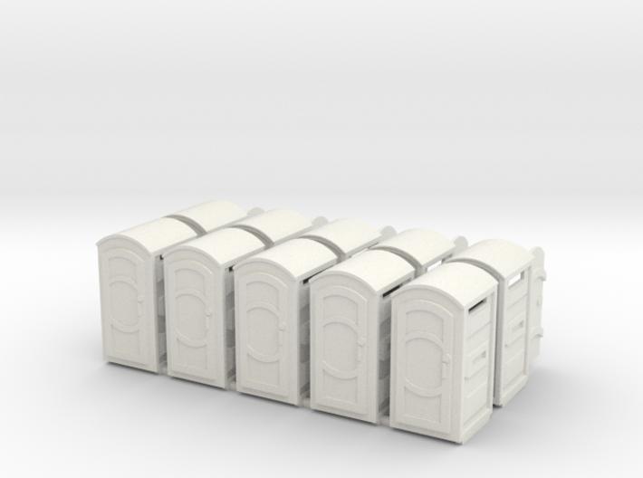 Porta Pot X10 05 21 13 3d printed