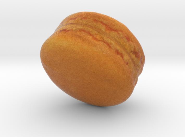The Mango Macaron 3d printed