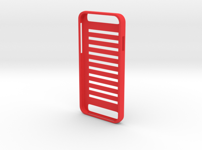 Plain iPhone 6 Case 3d printed