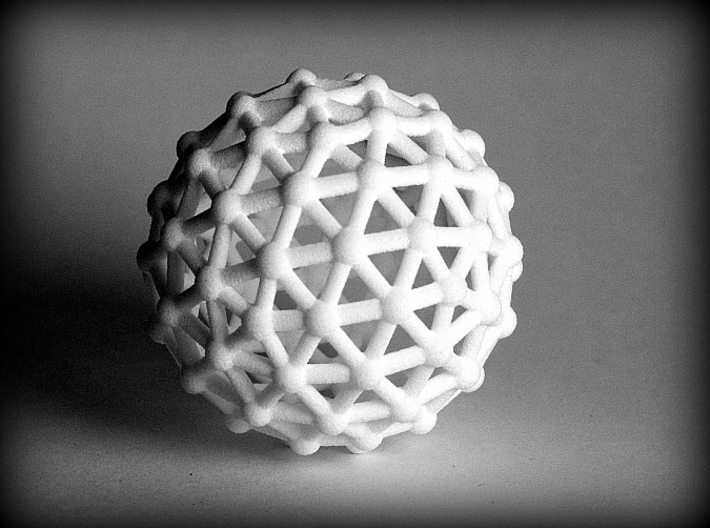 Palm Massage Sphere 3d printed Photo
