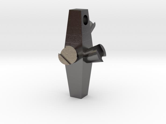 Long Charm 2 3d printed