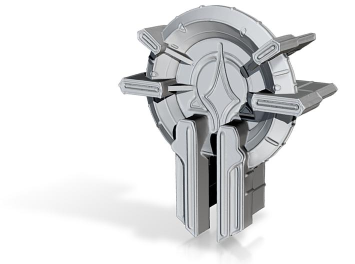 Void Key 3d printed