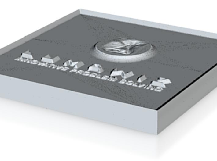 Lumawiz Coaster 3d printed Lumawiz Coaster