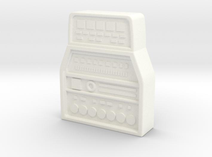 Al-K-La 1-4/Zero-9 Throne Room Computer (MOTUC) 3d printed
