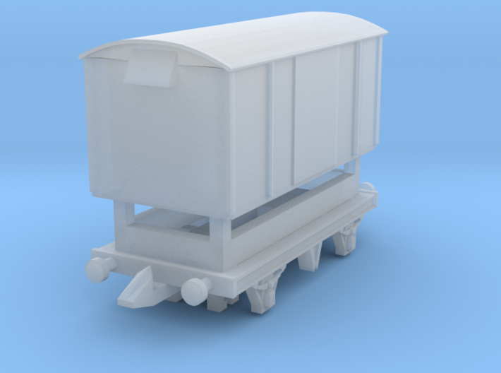 20 ton covered goods(T-Gauge) 3d printed