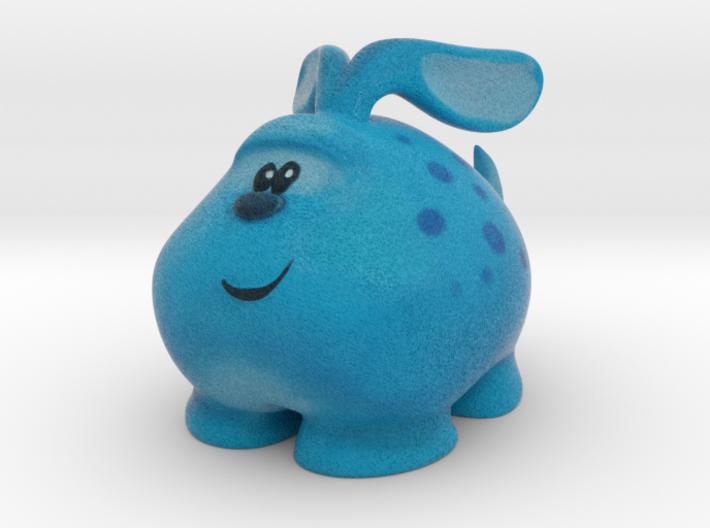 Plip-the dog 3d printed