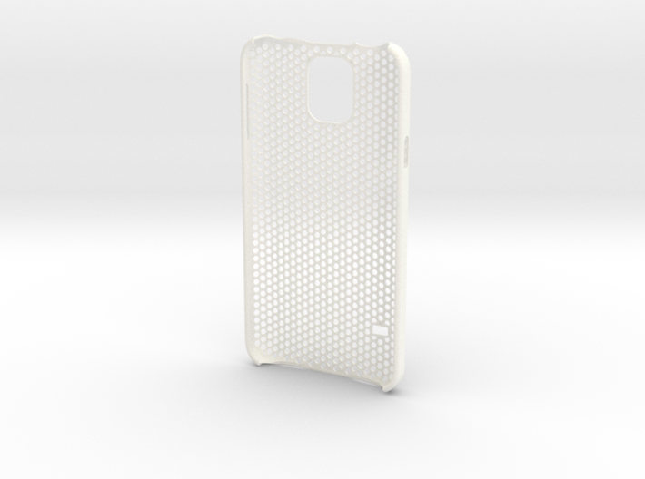 Galaxy S5 Dot Patterned Case  3d printed