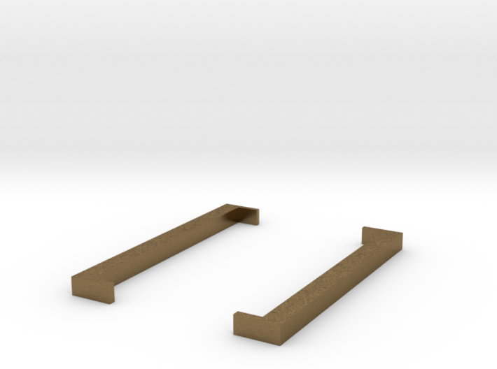 Square Brackets - [ ] 3d printed