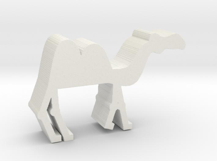 Camel 3d printed