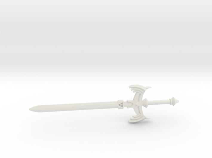 Master Sword Full 3d printed