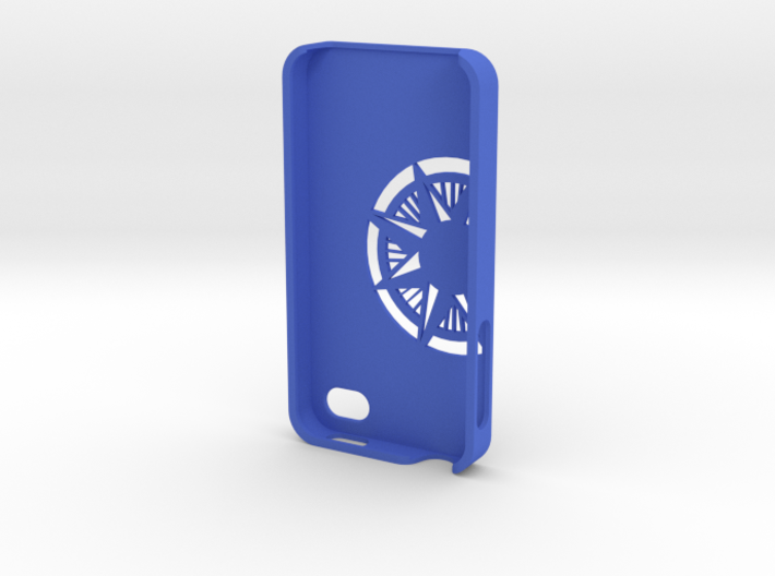Iphone Case 4s Compas 3d printed