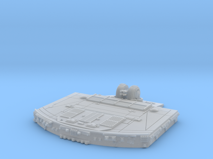 GALACTIKA COMMAND BRIDGE SALZO 3d printed