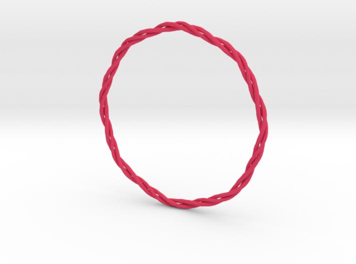 Bracelet 2 Square 3d printed