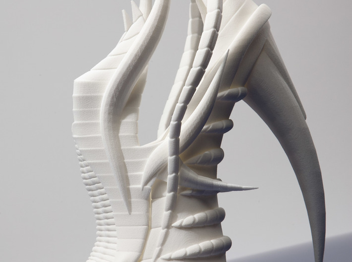 Exoskeleton Shoe - Full Size 3d printed