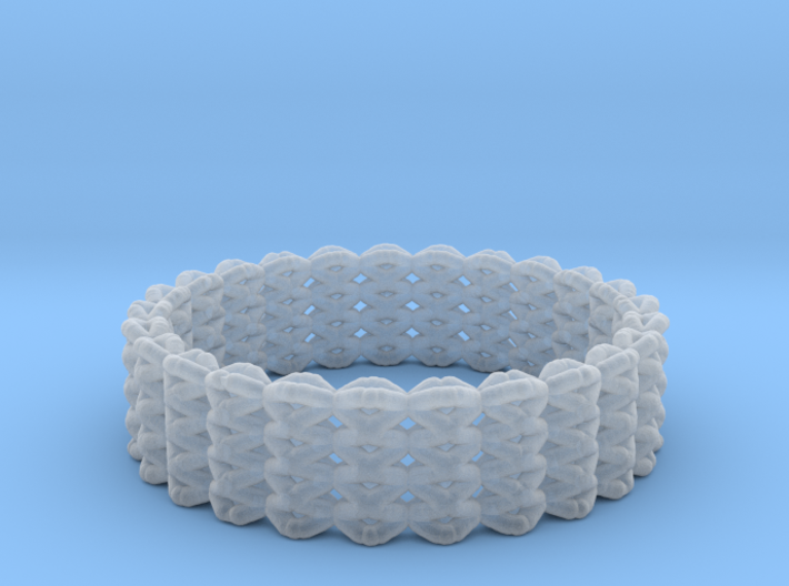 Kids FlexiBracelet 3d printed