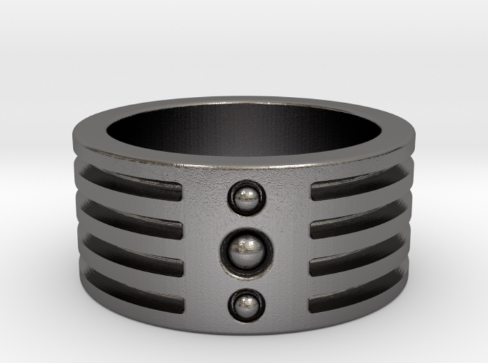 Multiband Ring (US 7) 3d printed
