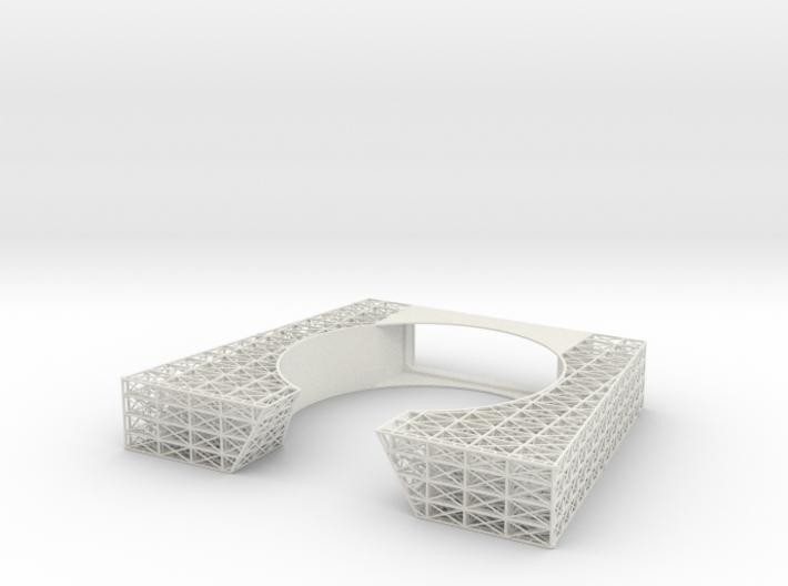 Bow Internal Framing V0.13 3d printed
