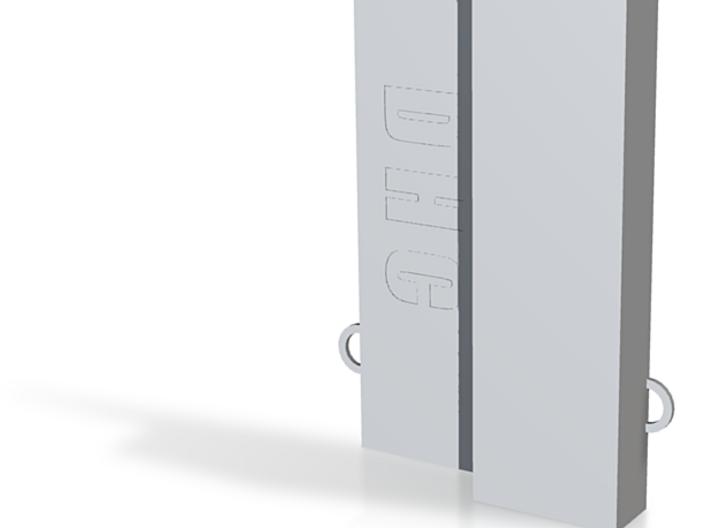 Lock - Polarstar FCU (Hinged) 3d printed