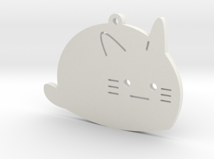 Has Bunny inspired by KennyKensik 3d printed white Bunny... always at the right side of live