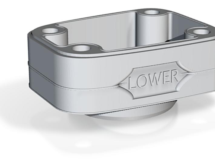 Master Cylinder Reservoir 3d printed