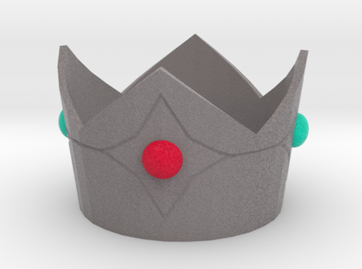 Princess Rosalina cosplay mini crown 3d printed