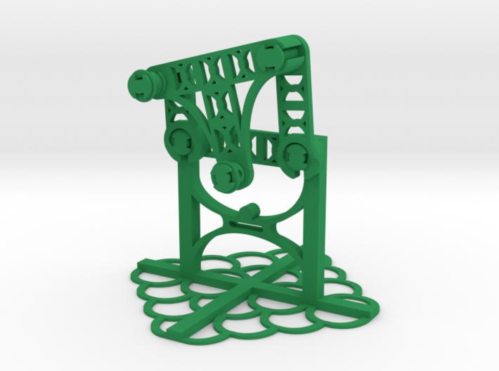 Crank Rocker 3d printed