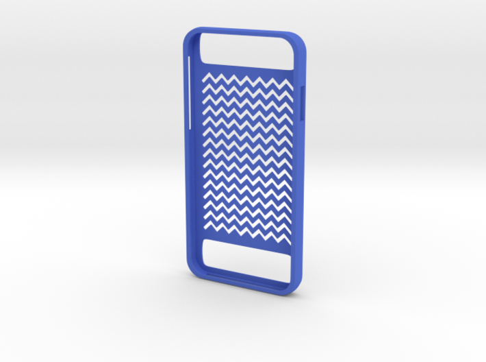 Iphone 6 Chevron Case 3d printed