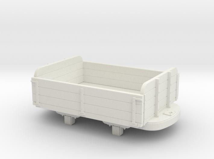 1:32 3 plank dropside wagon 3d printed