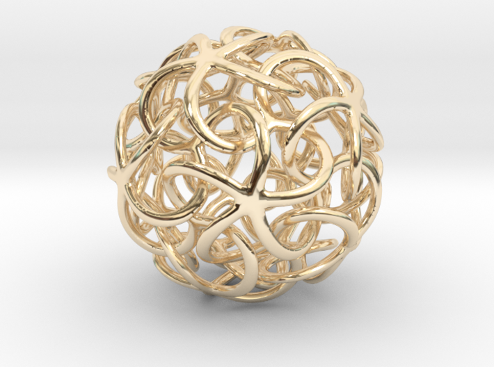Starfish's Ball 3d printed