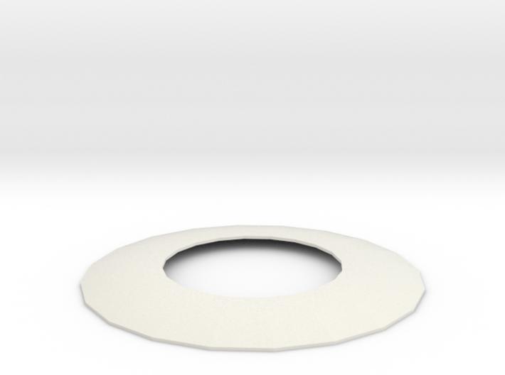 Austausch 3 für Faller Standard-Dach (H0 scale) 3d printed