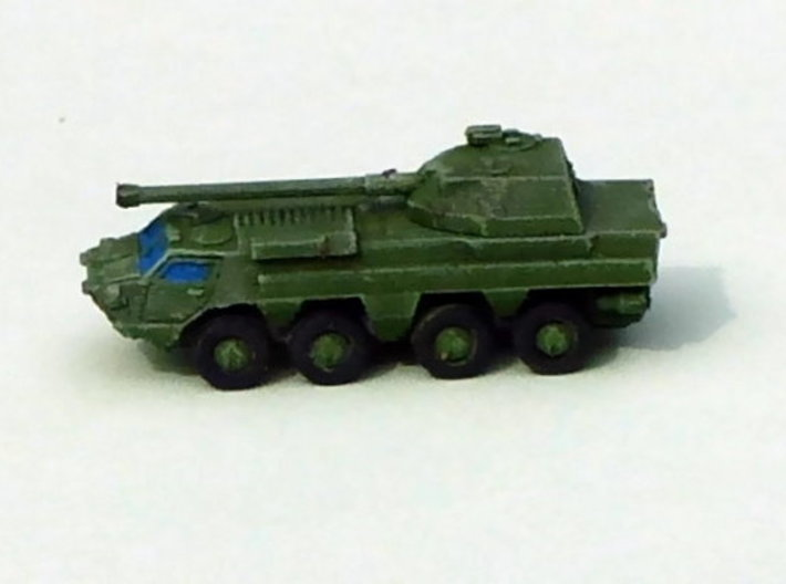 Ukranian APC BTR-4 MGS 1/285 3d printed Add a caption...