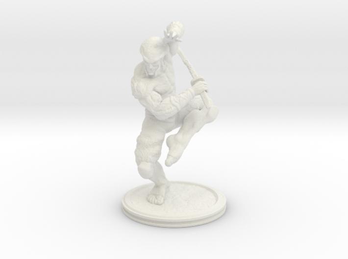 Yoshimitsu (4.4in - 11.2cm) 3d printed
