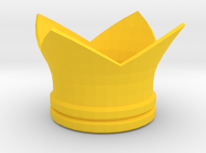 Melissa Seraphy cosplay mini crown 3d printed