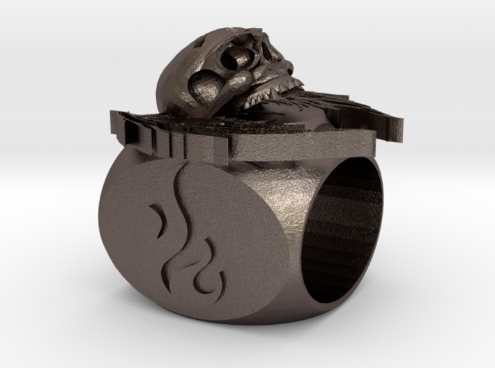 Ring of eternal rest 3d printed