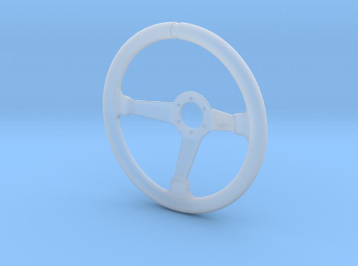 Steering Wheel - SP-Type - 1/10 3d printed