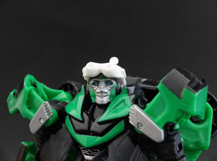 TF4: AOE Crosshairs Toy Goggles 3d printed
