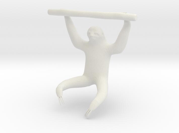 Linns Sloth 3d printed