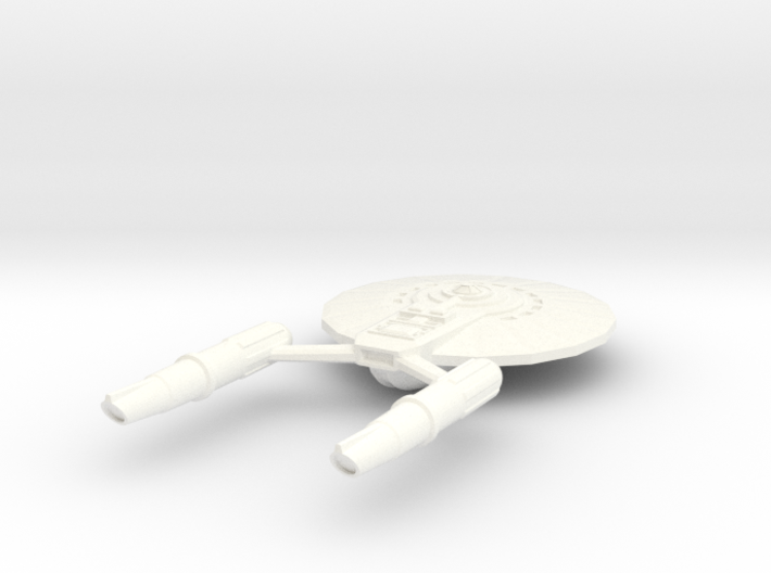 USS Ares 3d printed