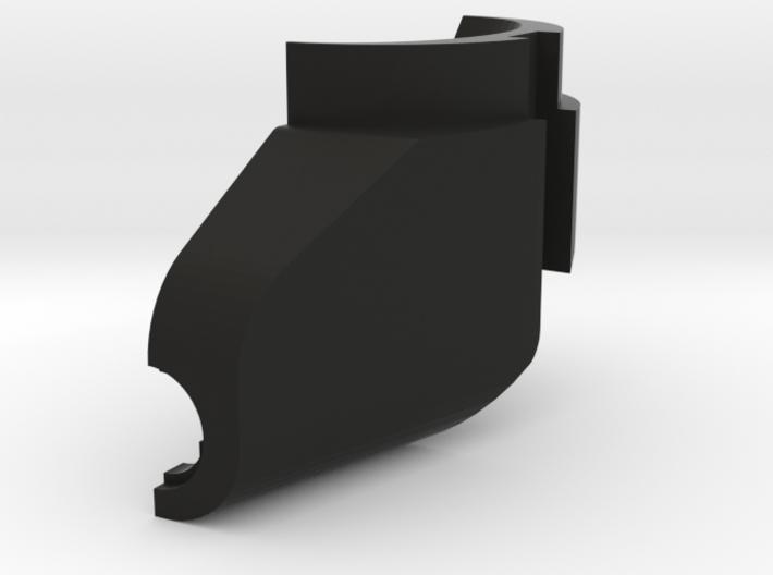 British Gunsight Light Holder Lh Side 3d printed