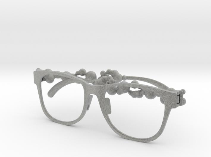 3Dglass_poko_poko 3d printed