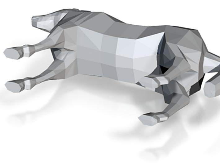 My little Wolfie 3d printed