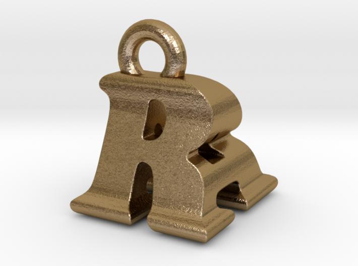 3D Monogram - RAF1 3d printed