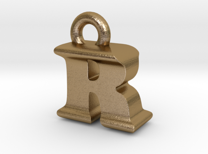 3D Monogram - RIF1 3d printed