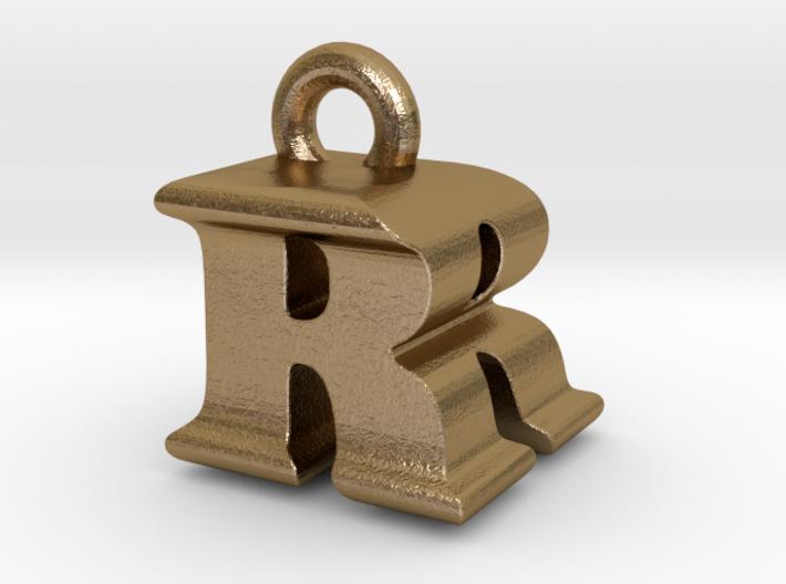 3D Monogram - RRF1 3d printed