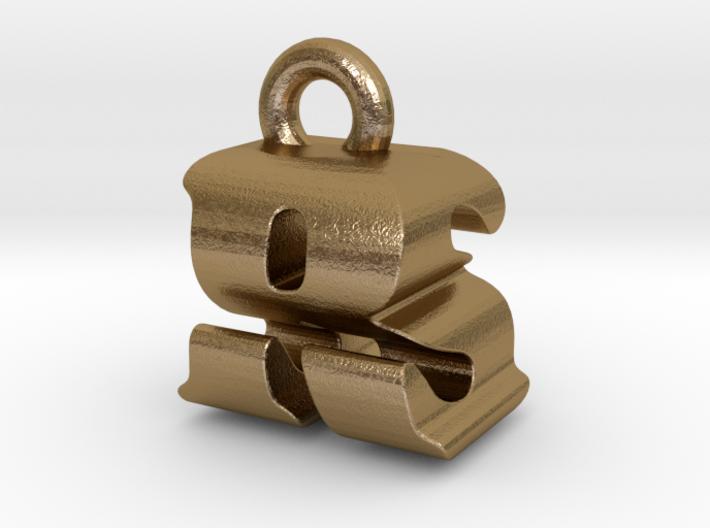 3D Monogram - RSF1 3d printed