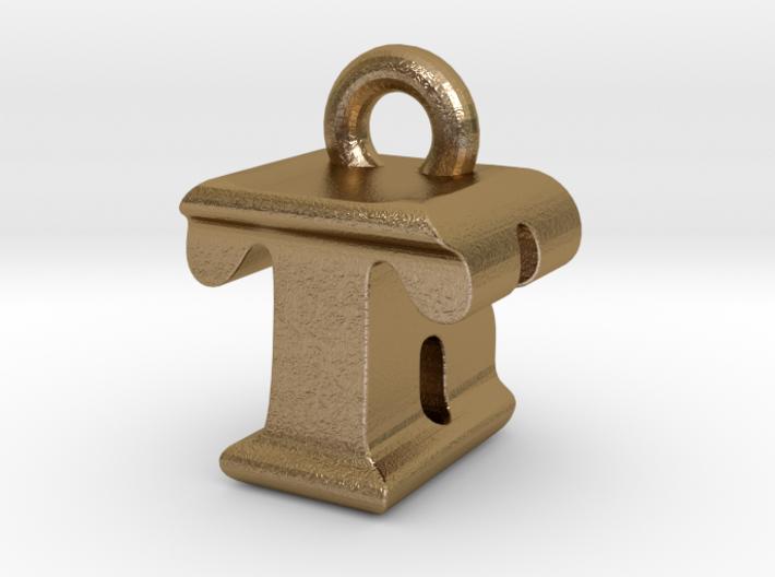 3D Monogram - TBF1 3d printed